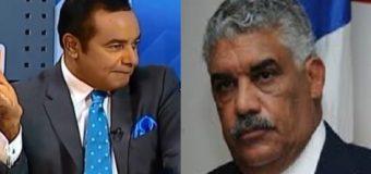 """ANDRÉS HENRIQUEZ: """"Miguel Vargas es el """"pica pica"""" de la política…"""