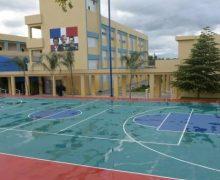 El presidente Medina inaugura escuela de 29 aulas en Los Alcarrizos