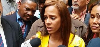 Recabarán pruebas para identificar familiares de Rondón tras denuncia de agresión a periodista