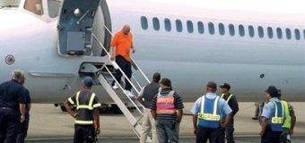 Estados Unidos extradita 85 dominicanos luego de cumplir condena en ese país