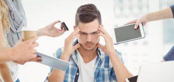 ESTRÉS: mal que también afecta a los jóvenes…