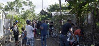 EN SANTIAGO, hombre mata a su mujer y se suicida; niña de tres años queda huérfana…