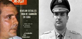 NUESTRA HISTORIA RECIENTE: La vida de Caamaño en Cuba…