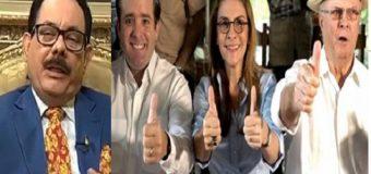 """GUILLERMO GÓMEZ les dice """"par cositas"""" a Hipólito, Paliza y Carolina…"""