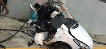 Muere persona en accidente de tránsito en la avenida Núñez de Cáceres