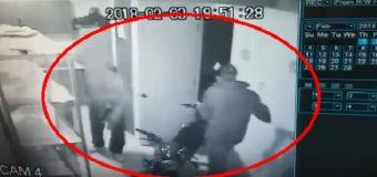 VIDEO: Empleado de empresa de seguridad mata de un tiro supervisor y luego se suicida