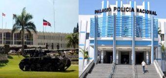 """""""VIENE CHAPEO BAJITO"""" en Fuerzas Armadas y Policía Nacional…"""