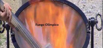 """ORIGEN DEL """"FUEGO OLÍMPICO"""" en los Juegos Olímpicos…"""