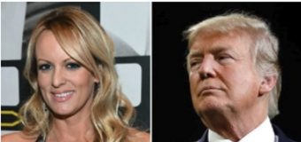 Actriz porno ligada a Donald Trump es amenazada para que no hable…
