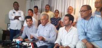Andrés Bautista renuncia a candidatura a la presidencia del PRM