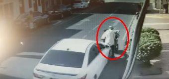CÁMARA CAPTA cuando hombre es atropellado por un vehículo en SFM. VIDEO…