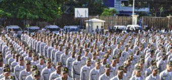 """MILITARES Y POLICÍAS """"killaos"""" con Danilo por ascensos…"""