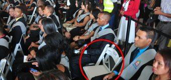 El asiento 1,089 quedó vacío en la graduación de Albert Ramírez
