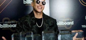 Vídeo: Daddy Yankee es el ganador con más premios en Billboards 2018