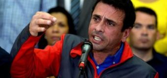 Excandidato presidencial venezolano Capriles denunciado por corrupción