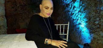 """CANTANTE CRISTIANA: """"El cáncer no me impedirá cantar""""…"""