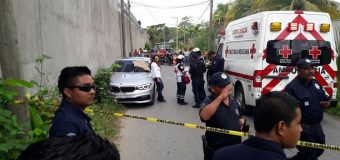 Asesinan a un periodista cuando salía de su domicilio en el sur de México