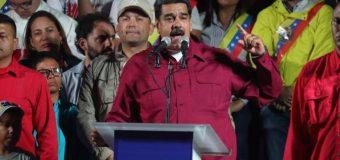 Nicolás Maduro gana reelección en Venezuela con 67,7% de votos