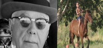 ANECDOTARIO: Trujillo, el niño y el caballo…
