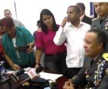 Apresan raso PN acusado de matar tres hombres por un parqueo en La Toronja