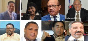 Funcionarios destituidos por escándalos públicos en gobiernos de Danilo…