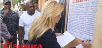 Cierran varios establecimientos con piscinas en la Prov. Santo Domingo, por violentar leyes