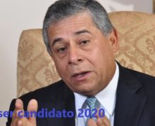 ROBERTO SALCEDO no descarta ser candidato en el 2020…