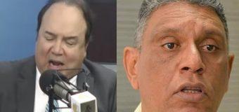 """VINICITO: """"Es un gran abuso lo que se hecho con Chu Vásquez""""…"""