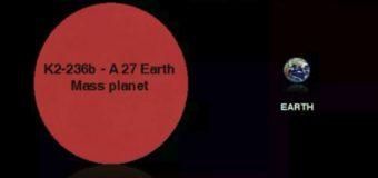 Descubren un planeta donde los años duran solo 20 días
