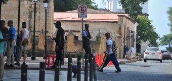 Policías de la Zona Colonial no enfrentan delincuencia…