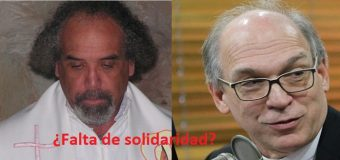 """OBISPO MASALLES """"le baja muy duro"""" al padre Rogelio Cruz…"""