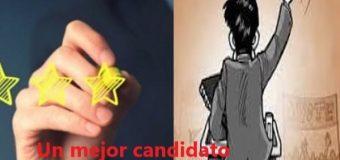 CÓMO HACER DE UN CANDIDATO, un mejor candidato…