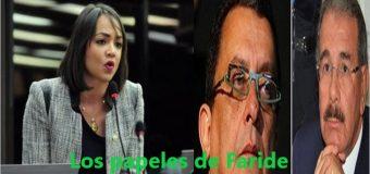 """LOS PAPELES DE FARIDE, """"espantan a Danilo""""…."""
