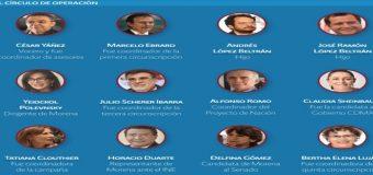 El círculo cercano de López Obrador…