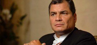 Corte ecuatoriana pedirá a Interpol el arresto del expresidente Rafael Correa