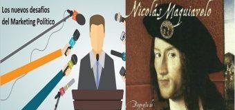 El marketing político y los tiempos actuales…