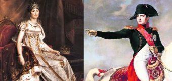 LOS CELOS DE NAPOLEÓN hacia su amada Josefina Baeuharnais…