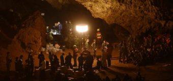 Rescatan a los 13 atrapados en una cueva de Tailandia