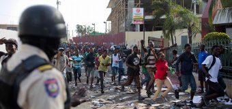 Siguen protestas en Haití y llaman a dos días de huelga…