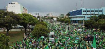 Marcha Verde atorada y la oposición en el limbo….