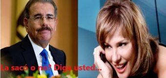 82% cree Danilo tuvo que ver con situación de Milagros en Telesistema…