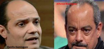 RAMFIS SUPERA A ALFONSO RODRÍGUEZ en sondeo de YOUTUBE; 60 a 29%