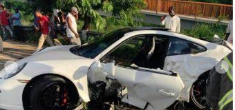 En estado delicado sobrino de Rainieri que sufrió accidente…