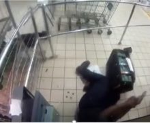 PN aclara que video que circula en redes de asalto a supermercado no pertenece al país