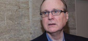 Muere Paul Allen, cofundador de Microsoft y dueño de Seahawks y los Trail Blazers
