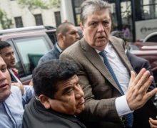 Se dispara a la cabeza ex presidente Alan García cuando iba a ser detenido por caso Odebrecht