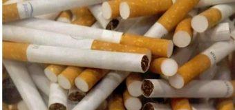 EN LA VEGA, incautan 6 mil botellas de alcohol y 150 cajas de cigarrillos de contrabando