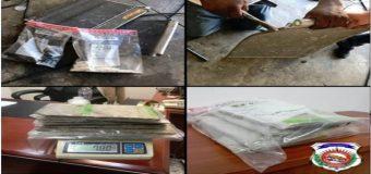 DNCD ocupa cocaína y marihuana en Aeropuerto Internacional de Las Américas