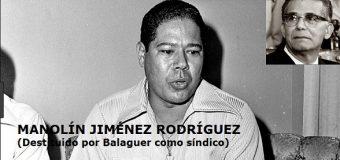 BALAGUER: ¿Presidente y síndico del DN en 1972?