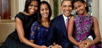 Michelle Obama dice que Trump puso en riesgo la vida de su esposo Barack y sus hijas